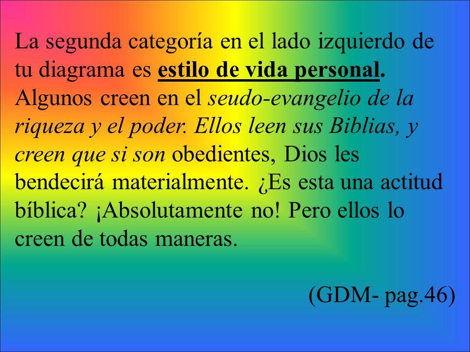 Transmitiendo la Visión Par Formar una Iglesia Dadivosa Principios Bíblicos para la Mayordomía Cristiana (GDE pag.