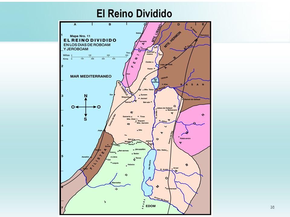 38 El Reino Dividido
