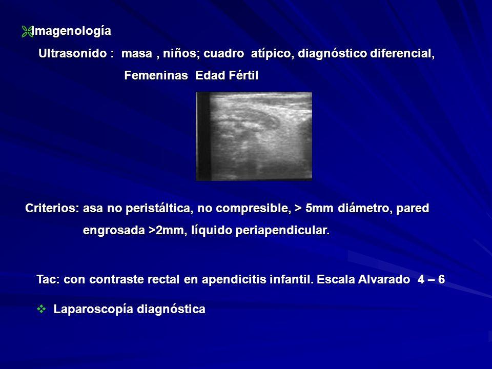 Imagenología Imagenología Ultrasonido : masa, niños; cuadro atípico, diagnóstico diferencial, Ultrasonido : masa, niños; cuadro atípico, diagnóstico d