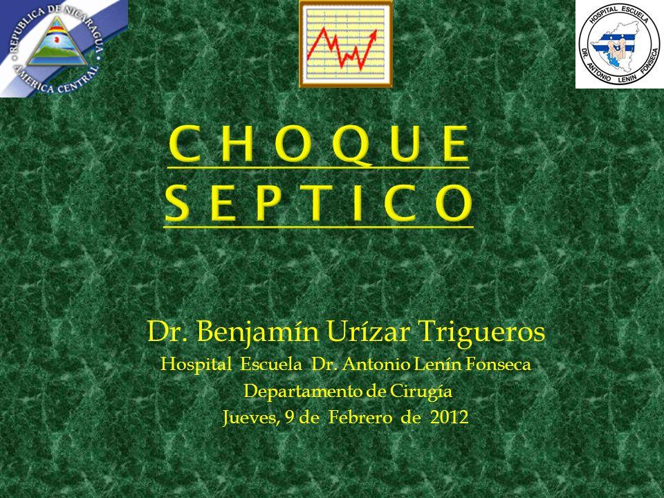 Dr.Benjamín Urízar Trigueros Hospital Escuela Dr.