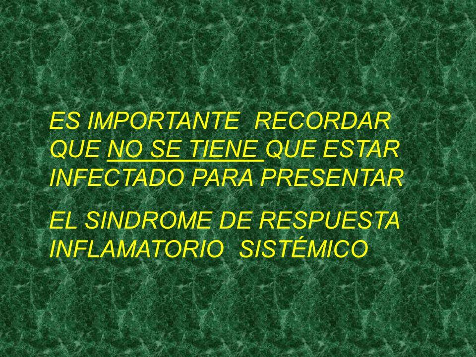 5- El Choque séptico en esencia distributivo es la causa de mayor mortalidad en las Unidades de Cuidados Críticos.