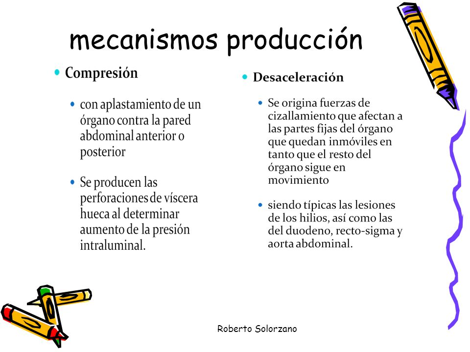 Roberto Solorzano Trauma al Páncreas