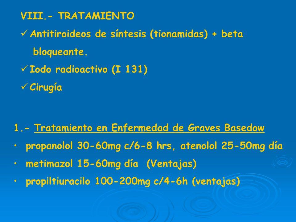 Situación clínica: Femenina 30 años que consulta por alteración en la concentración de T3 y T4 totales, las que están aumentadas, paciente sin síntoma