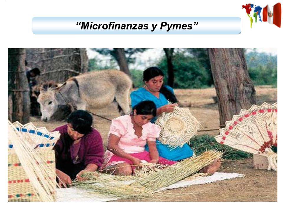 Microfinanzas y Pymes