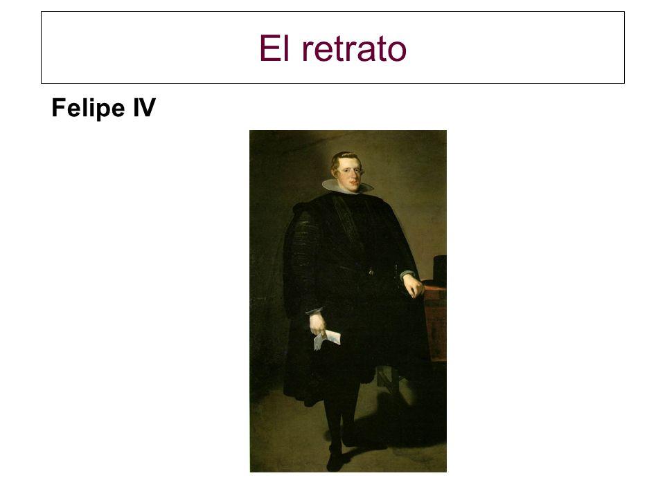 El retrato Felipe IV
