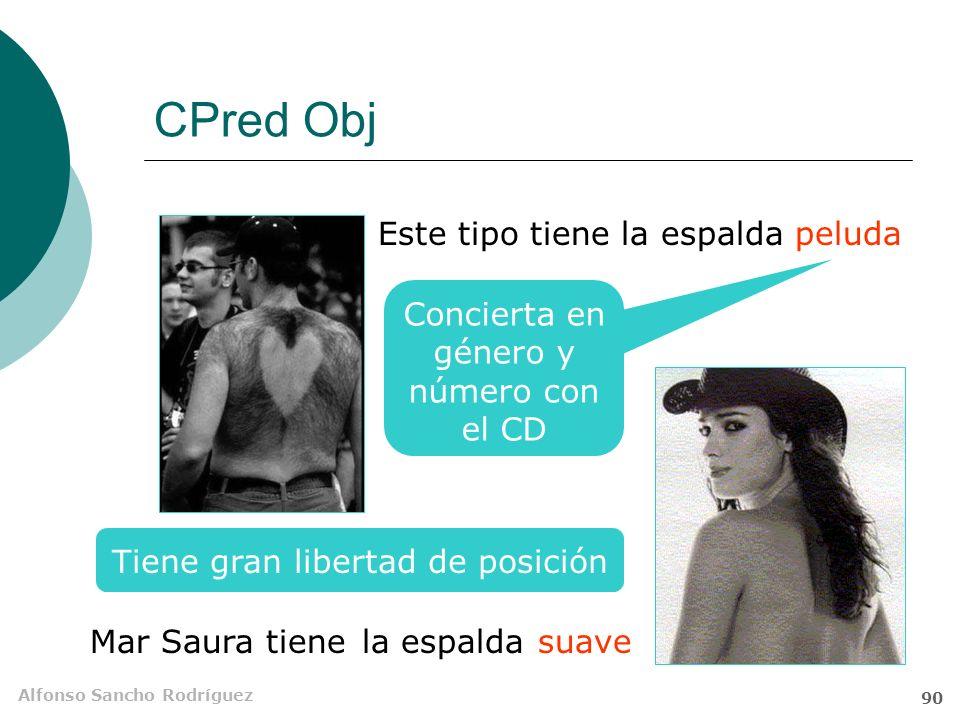 Alfonso Sancho Rodríguez 89 CPred / Atr Laura se ha vuelto presumida. *Laura se lo ha vuelto. Laura se ha vuelto así. Laura se ha vuelto eso. El CPred
