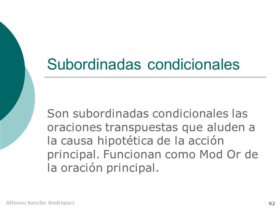Alfonso Sancho Rodríguez 91 Consecutivas estereotipadas La proximidad de las subordinadas consecutivas con el superlativo hace que se usen con frecuen