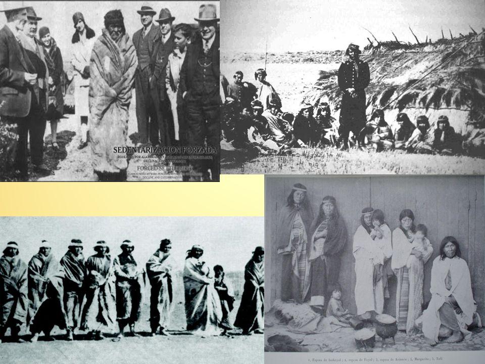 Los planes de exterminio (segunda mitad del s. XIX) Campañas de exterminio y limpieza étnica: Patagonia (1878- 1881) y el Gran Chaco (1862-1899). Inco