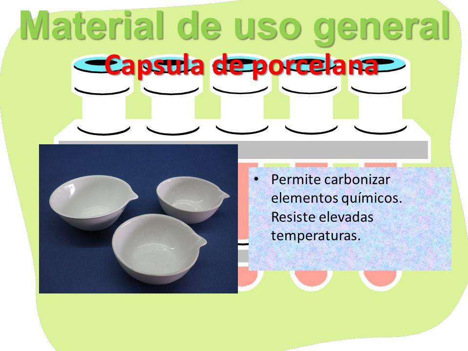 Material de uso general Placa de Petri La placa de Petri es un recipiente redondo, de cristal o plástico, con una cubierta de la misma forma que la placa, pero algo más grande de diámetro, para que se pueda colocar encima y cerrar el recipiente.