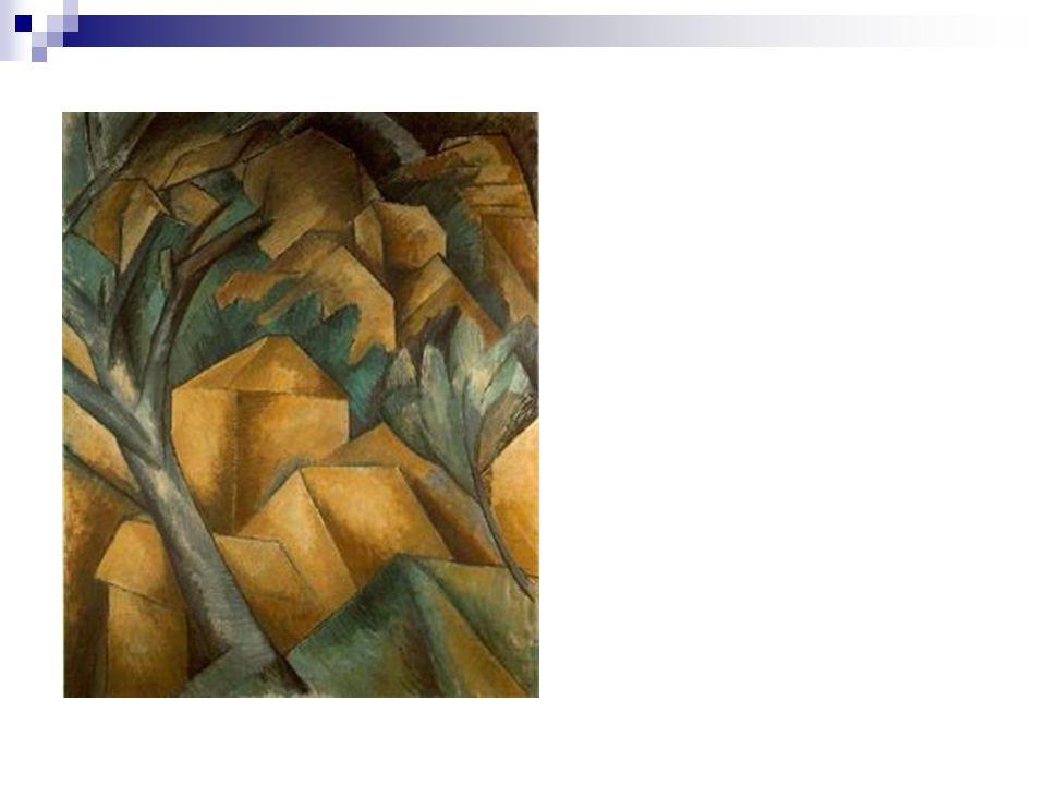 MODELOS E INFLUENCIAS Existe la influencia del post-impresionista Cezanne en la construcción y composición geométrica.