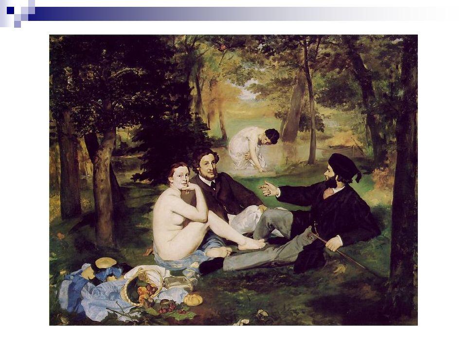 El autor: Edouard Manet tuvo formación académica y conoció la obra de los pintores venecianos del s.