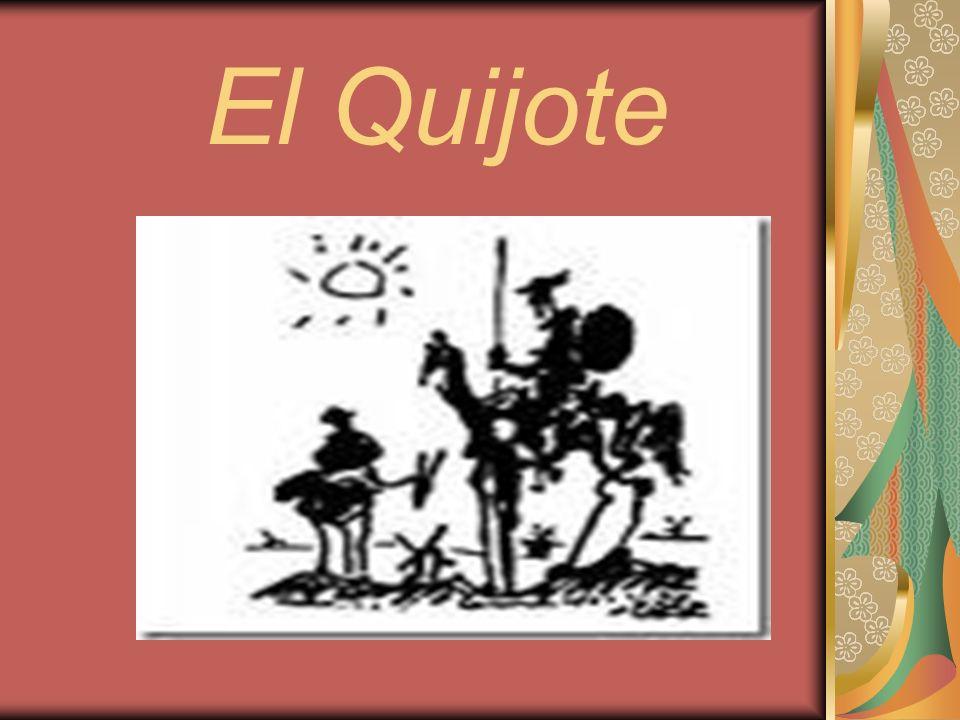 2.3.Riqueza lingüística Cervantes recrea la variedad lingüística correspondiente a la diversidad social, incluso a las distintas actitudes ante la vida.