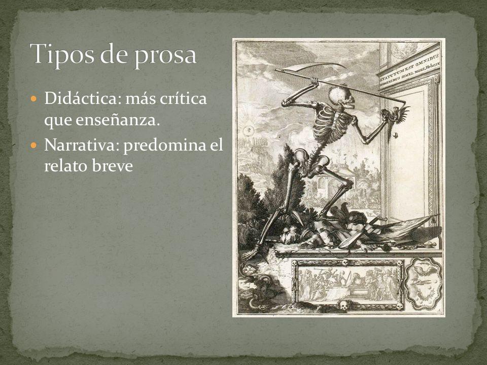 Colecciones de emblemas: (dibujo + frase explicativa) Las empresas políticas Diego Saavedra Fajardo Sátiras: crítica burlesca de costumbres