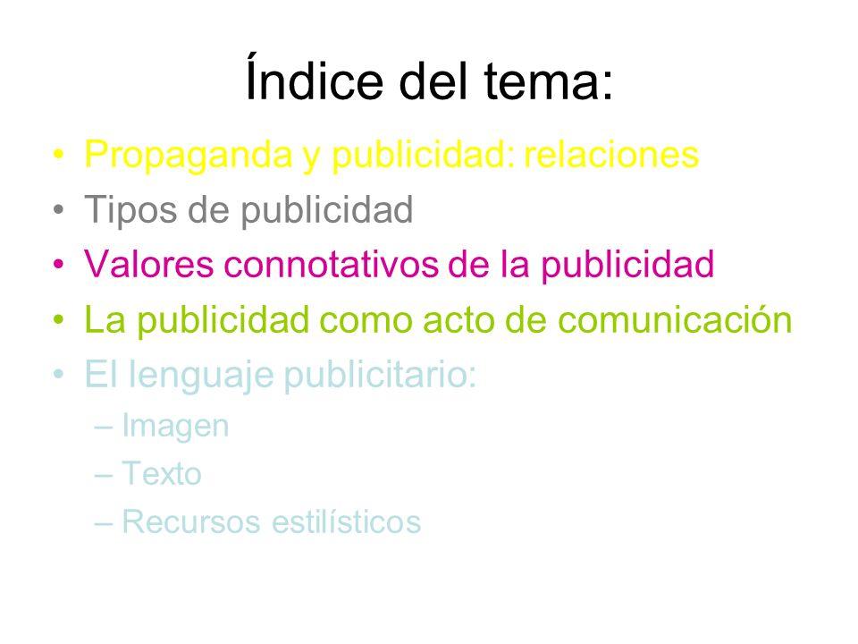VALORES CONNOTATIVOS DE LA PUBLICIDAD INFANCIA = FELIZ = PUREZA = INOCENCIA