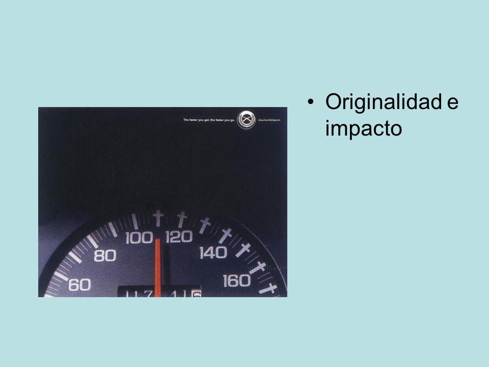 Originalidad e impacto