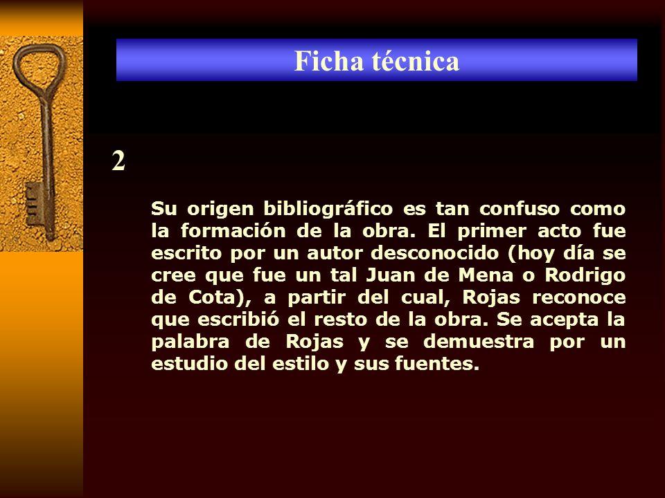 Resumen de los 21 actos Acto I Calisto se ha enamorado de Melibea, pero su amor no es correspondido.