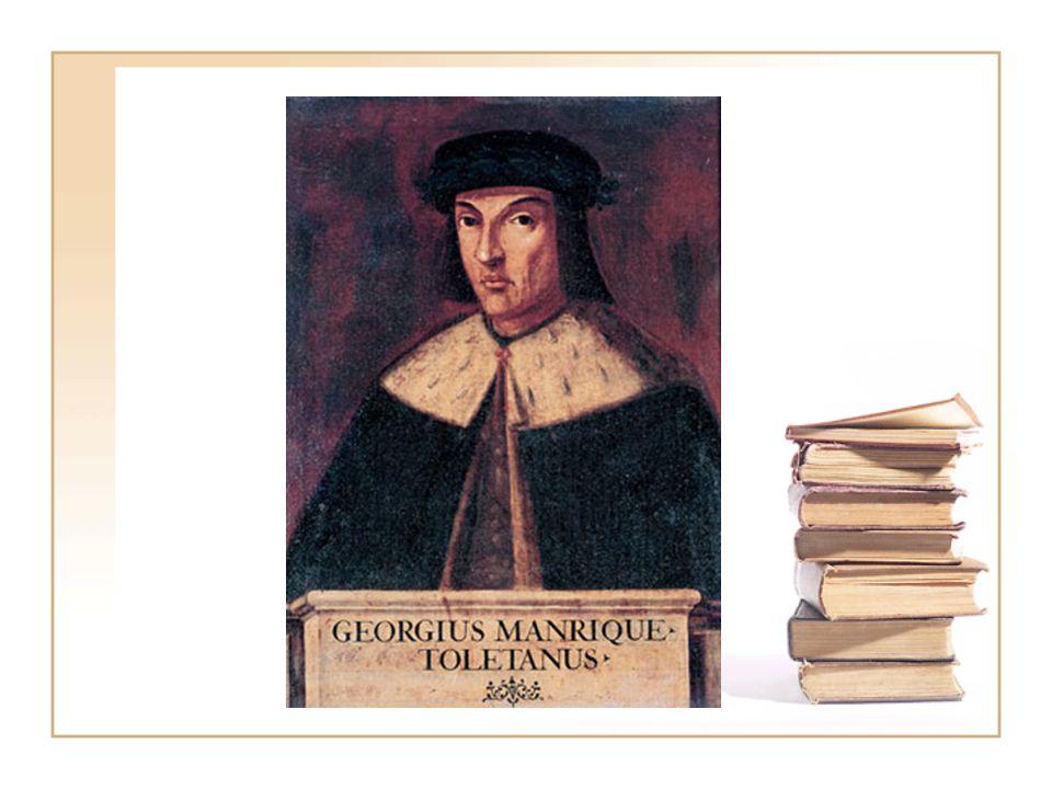 Coplas de Jorge Manrique por la muerte de su padre