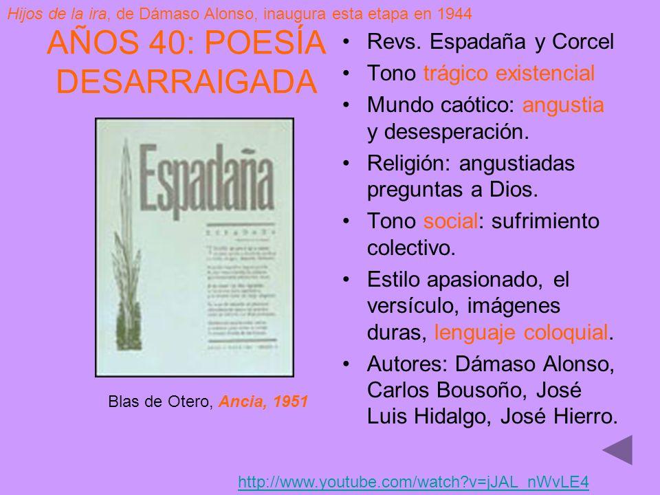 Blas de Otero (1916- 1979).1.