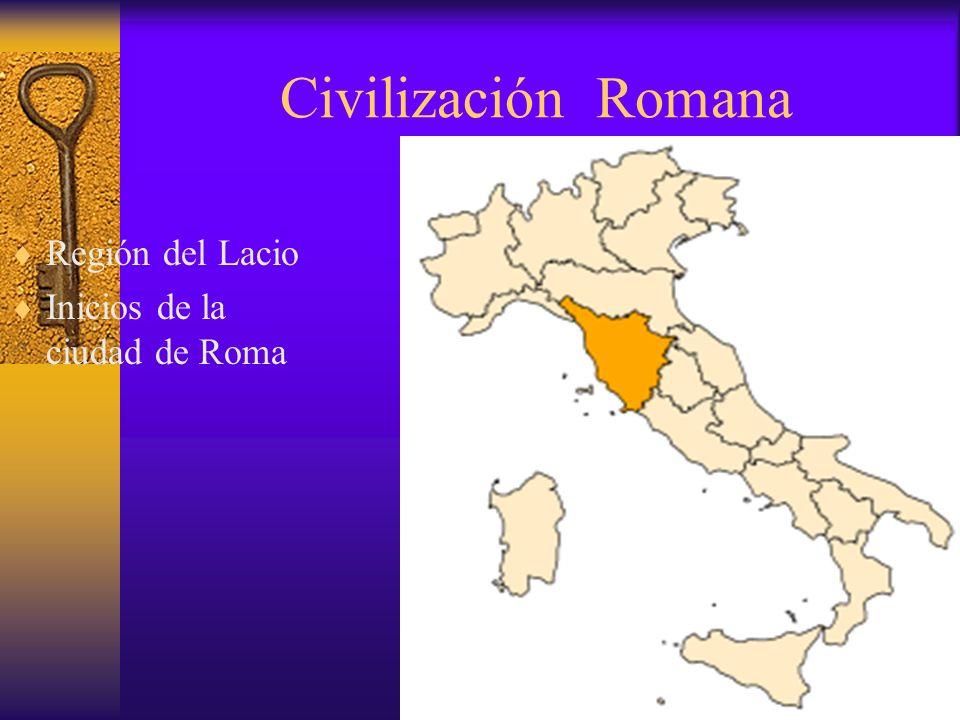 Origen Mítico de Roma Rómulo y Remo amamantados por una loba.