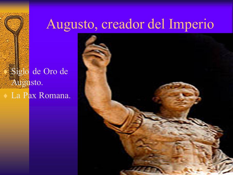 El Imperio Romano Expansión del Imperio Romano: Mare Nostrum