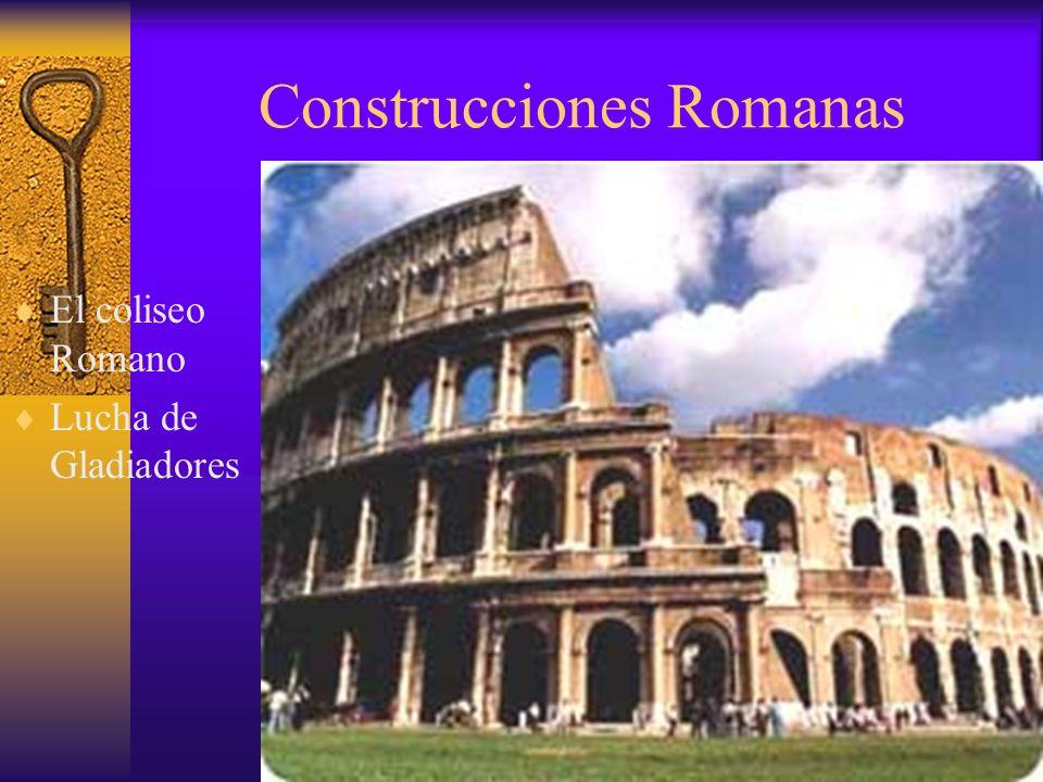 Construcciones Romanas Acueductos Romanos: Transporte de agua a las ciudades romanas