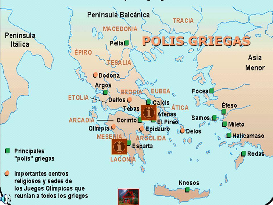 ASPECTOS CULTURALES Gran desarrollo cultural, especialmente en la época de Pericles: artistas, pensadores, escritores.