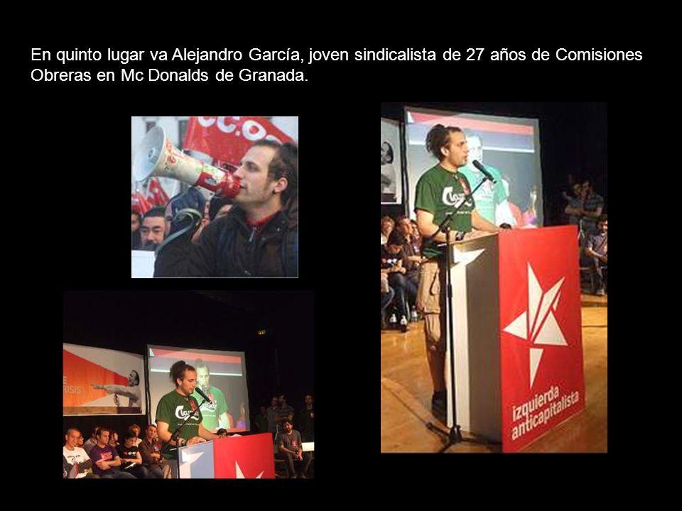 Además de Vivas, Fernández Liria y Camargo integran la lista: Carmen San José, que va segunda en la lista.