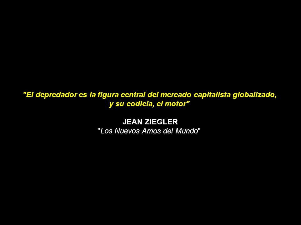 MERCADOS ALIMENTARIOS ARMA DE DESTRUCCIÓN MASIVA III