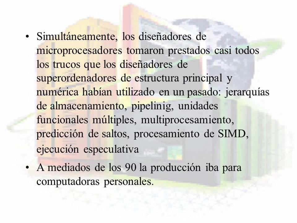 SILLICON GRAPHICS Origin 2000 La serie SGI Origin2000TM de supercomputadores escalables es la primera generación de productos de la compañía con esta nueva arquitectura En la actualidad SGI ya vende el Origin3800.