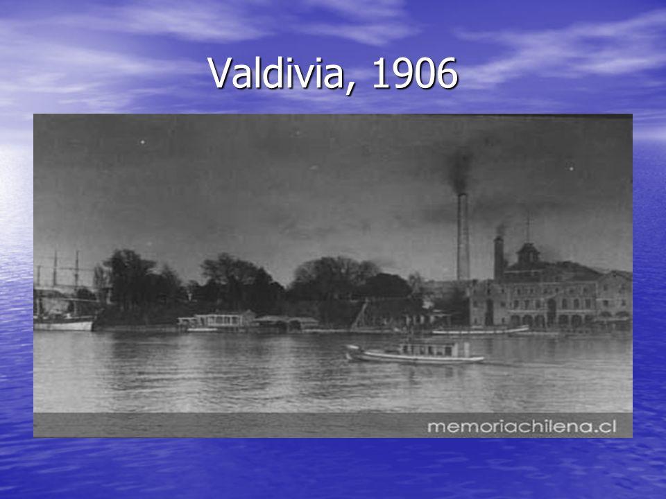 Valdivia, 1906