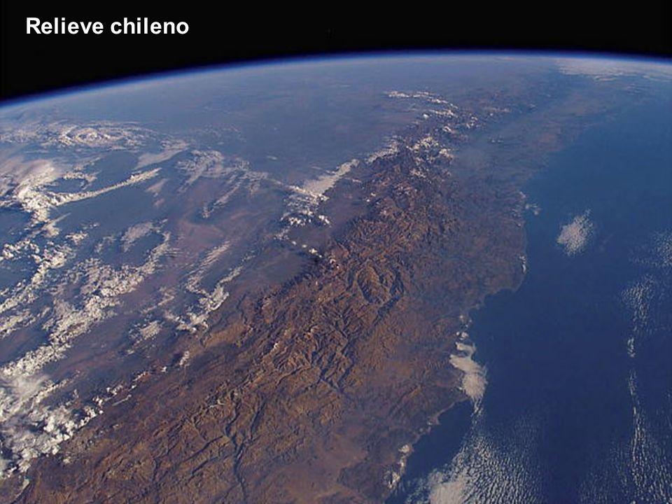 Relieve chileno
