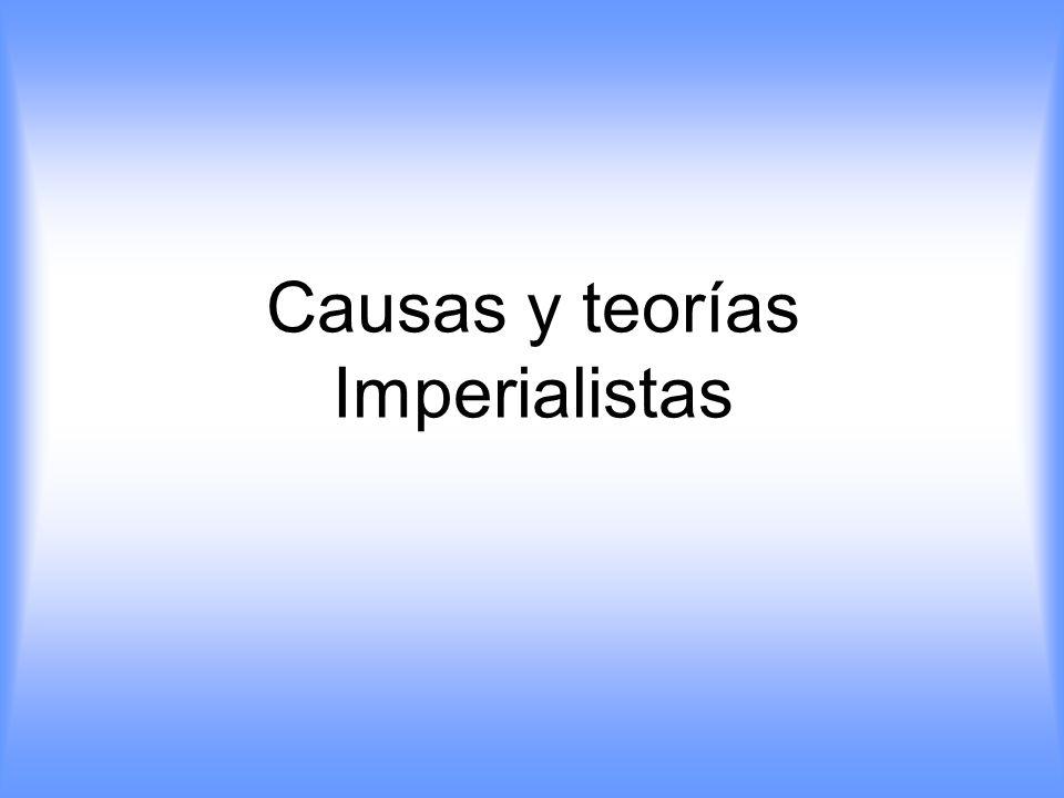 Conclusiones Imperialismo siglo XIX Se produjo por el afán de buscar nuevos mercados para la economía europea La potencias que se industrializaron buscaron expandirse y dominar el mundo Las principales potencias imperialistas fueron: INGLATERRA Y FRANCIA.