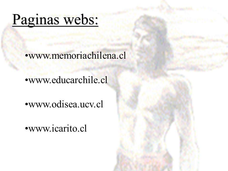 Personajes Pedro de Valdivia Lautaro v/s Fuente :www.icarito.cl Fuente :www.memoriachilena.cl