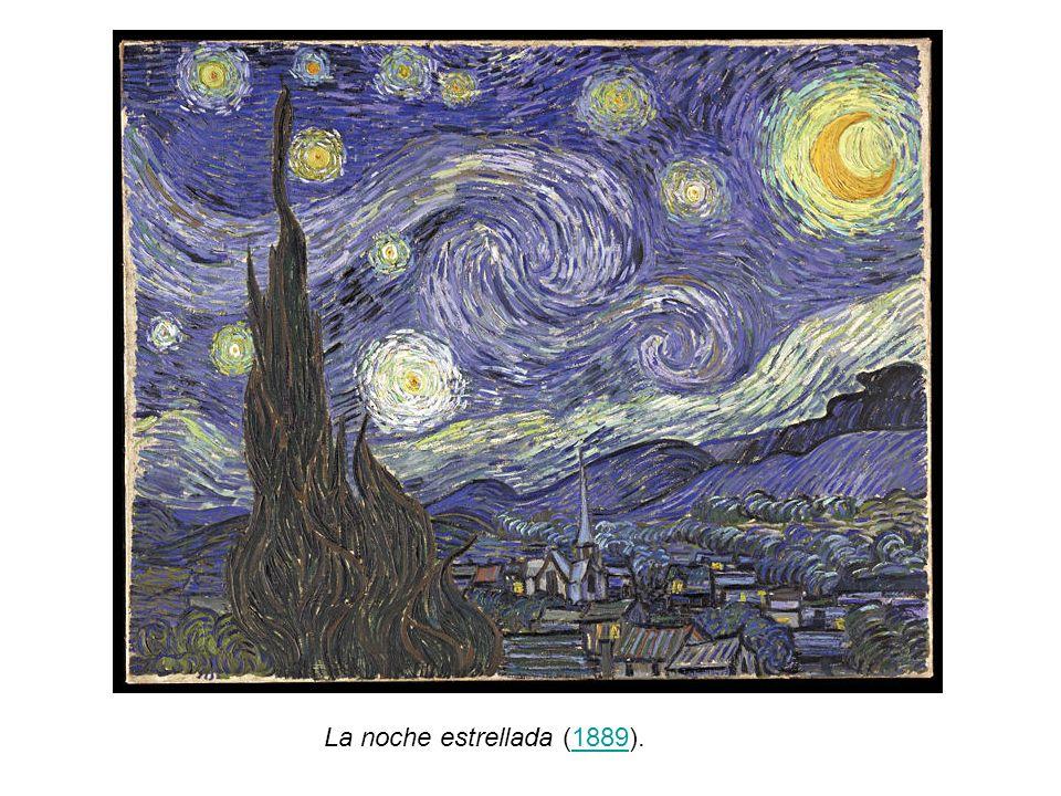La noche estrellada (1889).1889