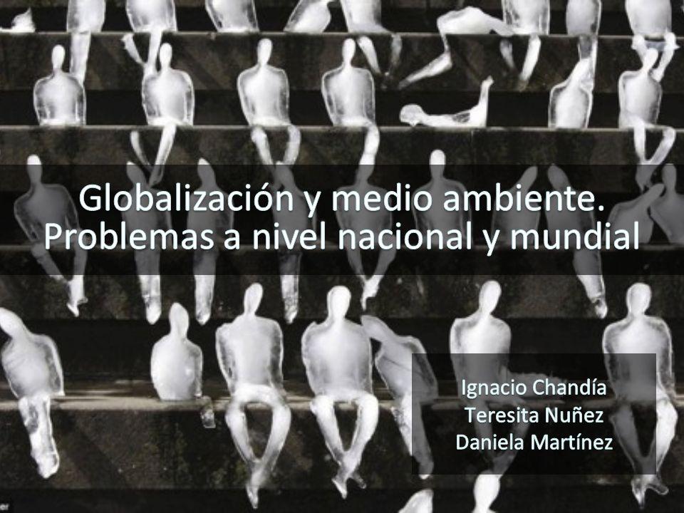 Introducción A continuación desarrollaremos el tema de la globalización y sus impactos medioambientales, pero desde el punto de vista de las políticas.