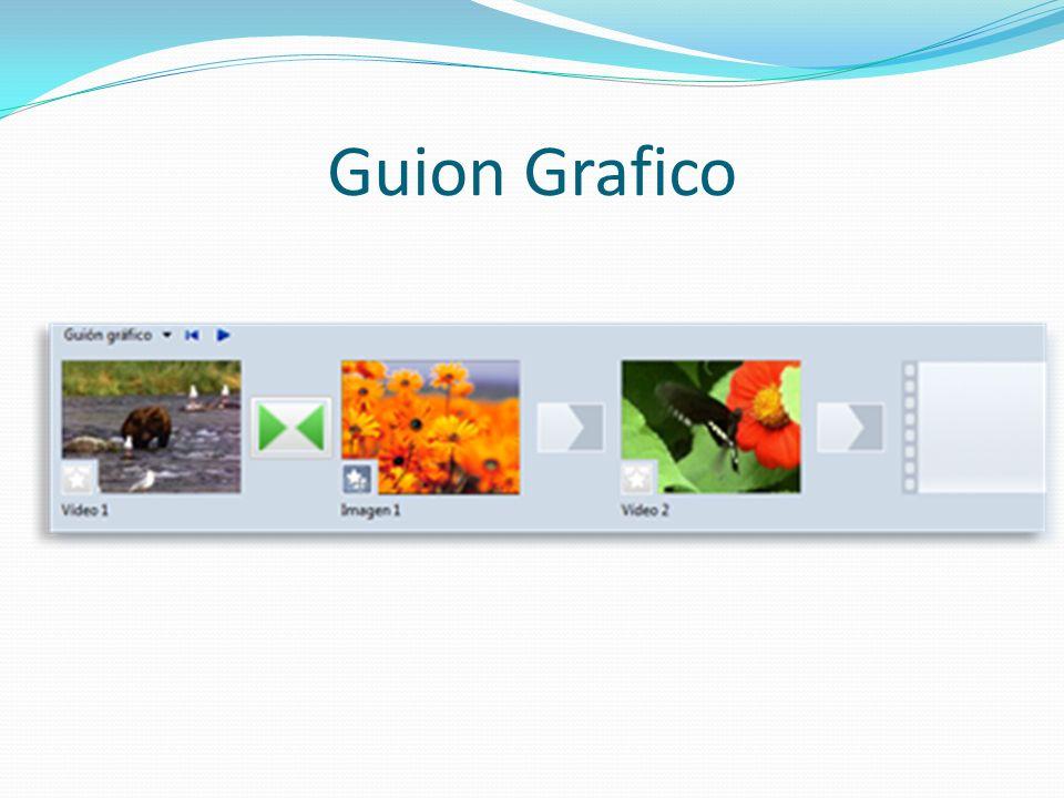 Guion Grafico