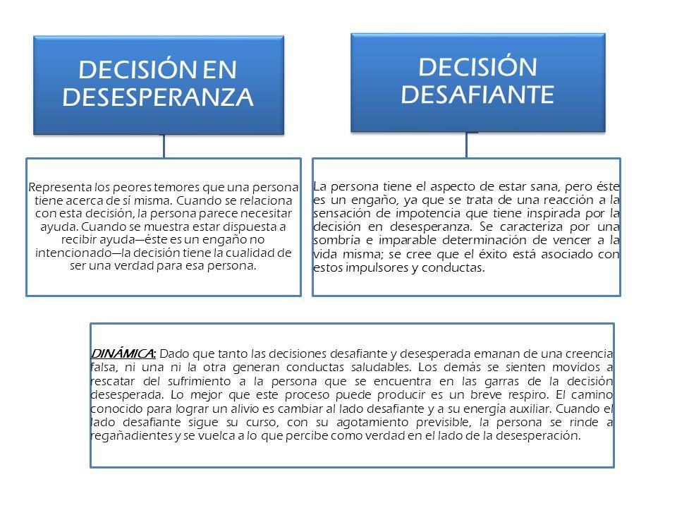 Proceso Diagnóstico Ampliado GOULDING (1): Se trata de un protocolo terapéutico.
