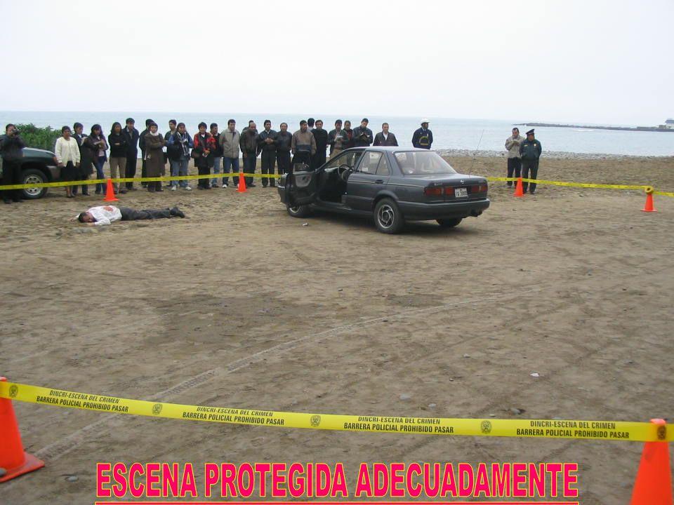 PROCEDIMIENTOS DEL PERSONAL POLICIAL A CARGO DE LAS UNIDADES ESPECIALIDADES O COMISARÍAS 1.CONOCIMIENTO DEL HECHO 2.COMPROBACION O VERIFICACION DEL HE