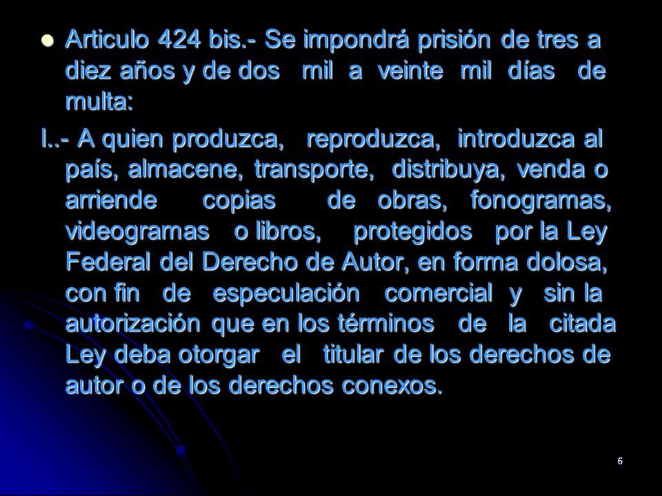 5 LA LEGISLACIÓN MEXICANA PREVEE POR SU PARTE DE MANERA AISLADA LOS SIGUIENTES DELITOS: LA LEGISLACIÓN MEXICANA PREVEE POR SU PARTE DE MANERA AISLADA