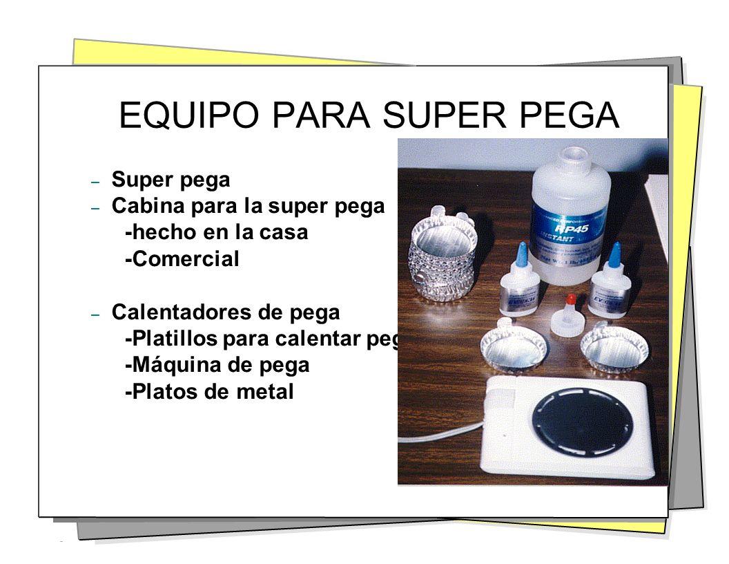 EQUIPO PARA SUPER PEGA – Super pega – Cabina para la super pega -hecho en la casa -Comercial – Calentadores de pega -Platillos para calentar pega -Máq