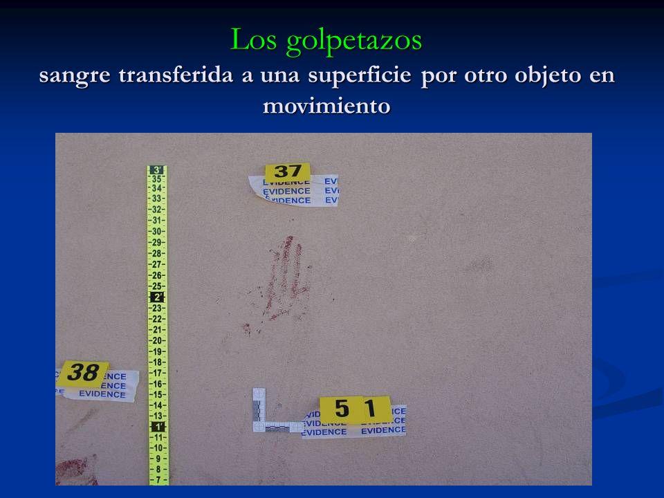 IMPACTO DEL SALPICADO (VELOCIDAD MEDIA)