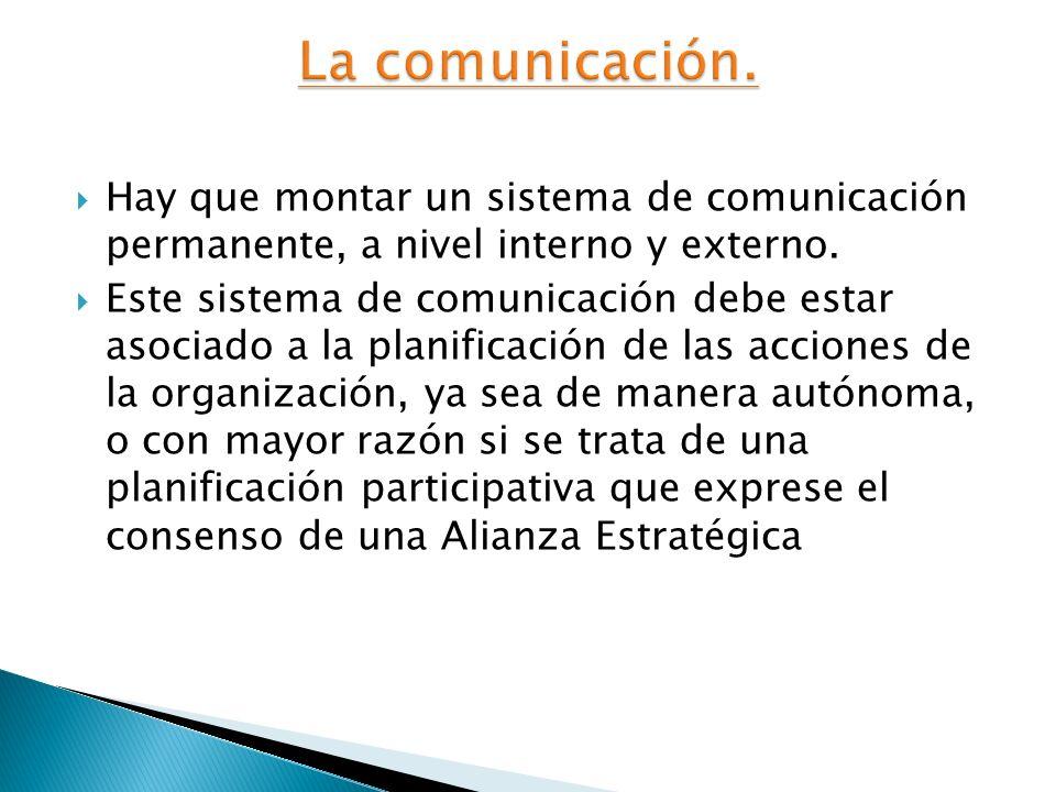 Participación real implica: a.- Acceso a las decisiones b.- Acceso a la información previa necesaria para tomar esas decisiones. c.- Acceso a las acci