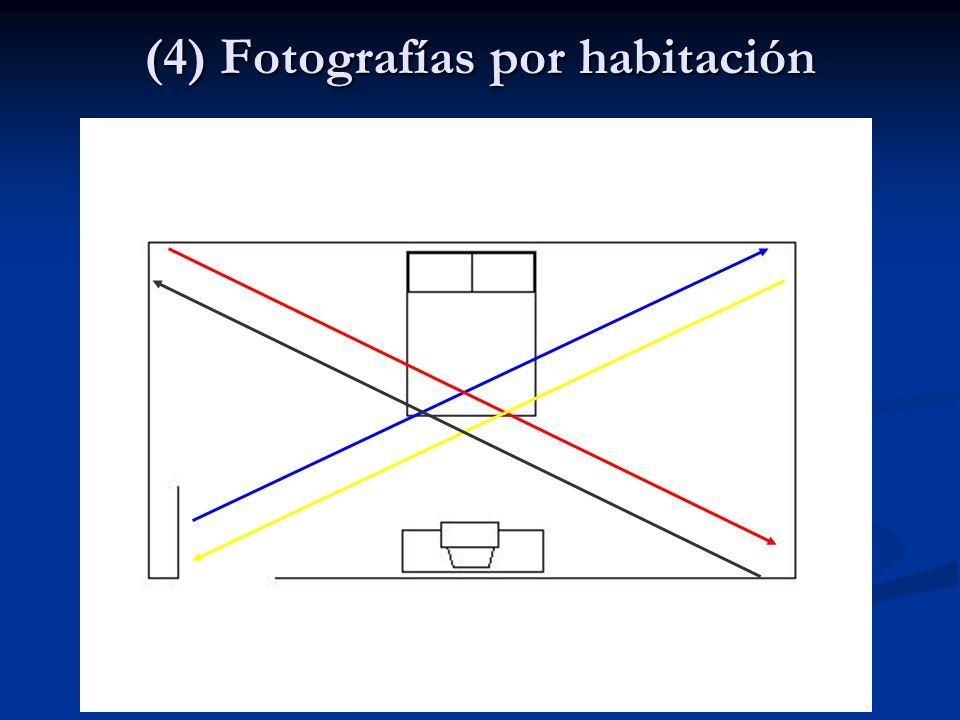 (8) Fotos para habitaciones muy importantes