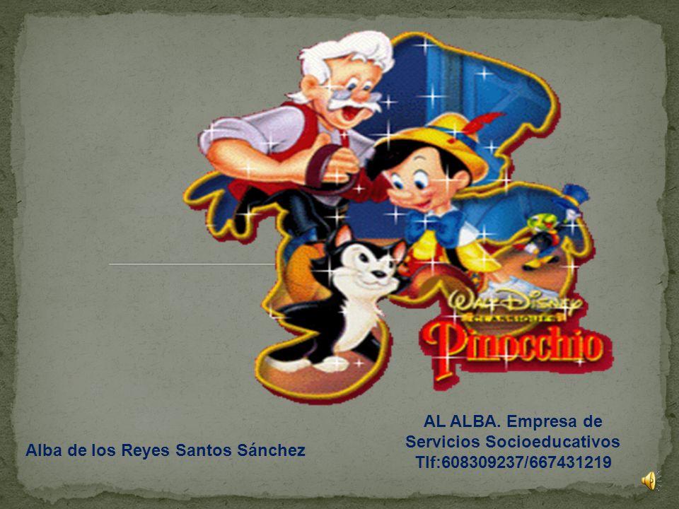 Alba de los Reyes Santos Sánchez AL ALBA.