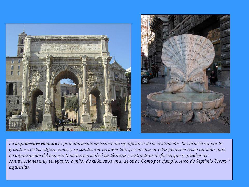 Coliseo es el nombre popular del Anfiteatro Flavio, situado en Roma.Fue construida en el siglo I por los emperadores de la dinastía Flavia. En él se c