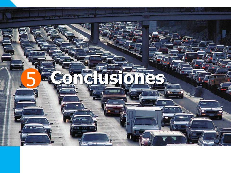 LOS ESPAÑOLES ANTE LA CRISIS 5 Conclusiones