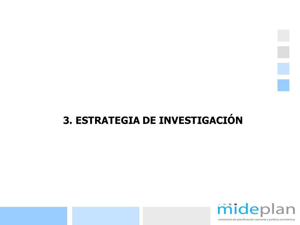 10 3. ESTRATEGIA DE INVESTIGACIÓN