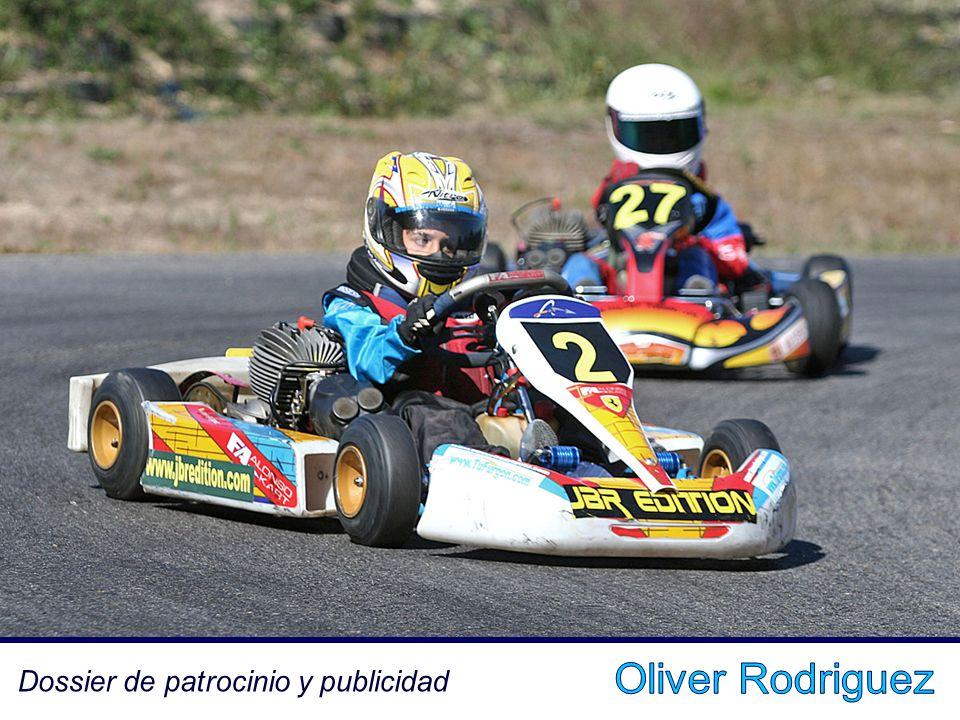 OLIVER RODRIGUEZ nació en O Barco de Valdeorras (ORENSE) el 30 de enero de 2001.