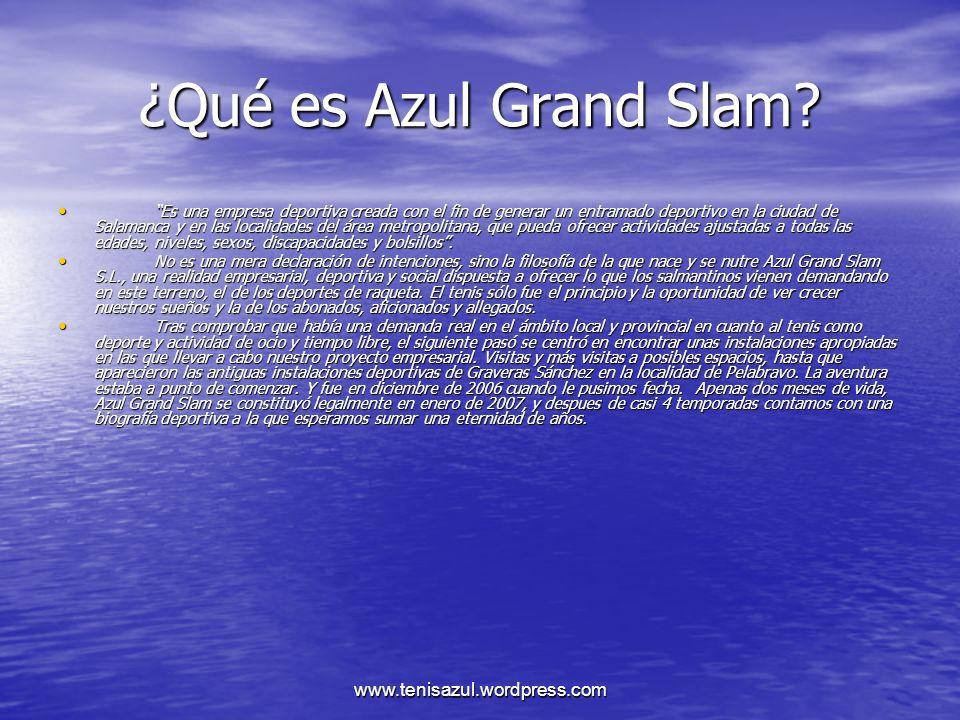 www.tenisazul.wordpress.com TARIFAS DE CARTELERIA ESTATICA MODELO SEMESTRAL 1 CARTEL (3M*1.5M)400 /AÑO 1 CARTEL (3M*1.5M)400 /AÑO 2 CARTELES (3M*1.5M) 800 /AÑO 2 CARTELES (3M*1.5M) 800 /AÑO MODELO ANUAL 1 CARTEL (3M*1.5M)720 /AÑO 1 CARTEL (3M*1.5M)720 /AÑO 2 CARTELES (3M*1.5M) 1200 /AÑO 2 CARTELES (3M*1.5M) 1200 /AÑO EN LOS PRECIOS, NO ESTA INCLUIDO EL CARTEL Y SU INSTALACION QUE CORRERAN A CARGO DEL ANUNCIANTE EN LOS PRECIOS, NO ESTA INCLUIDO EL CARTEL Y SU INSTALACION QUE CORRERAN A CARGO DEL ANUNCIANTE IVA DE LAS TARIFAS INCLUIDO IVA DE LAS TARIFAS INCLUIDO