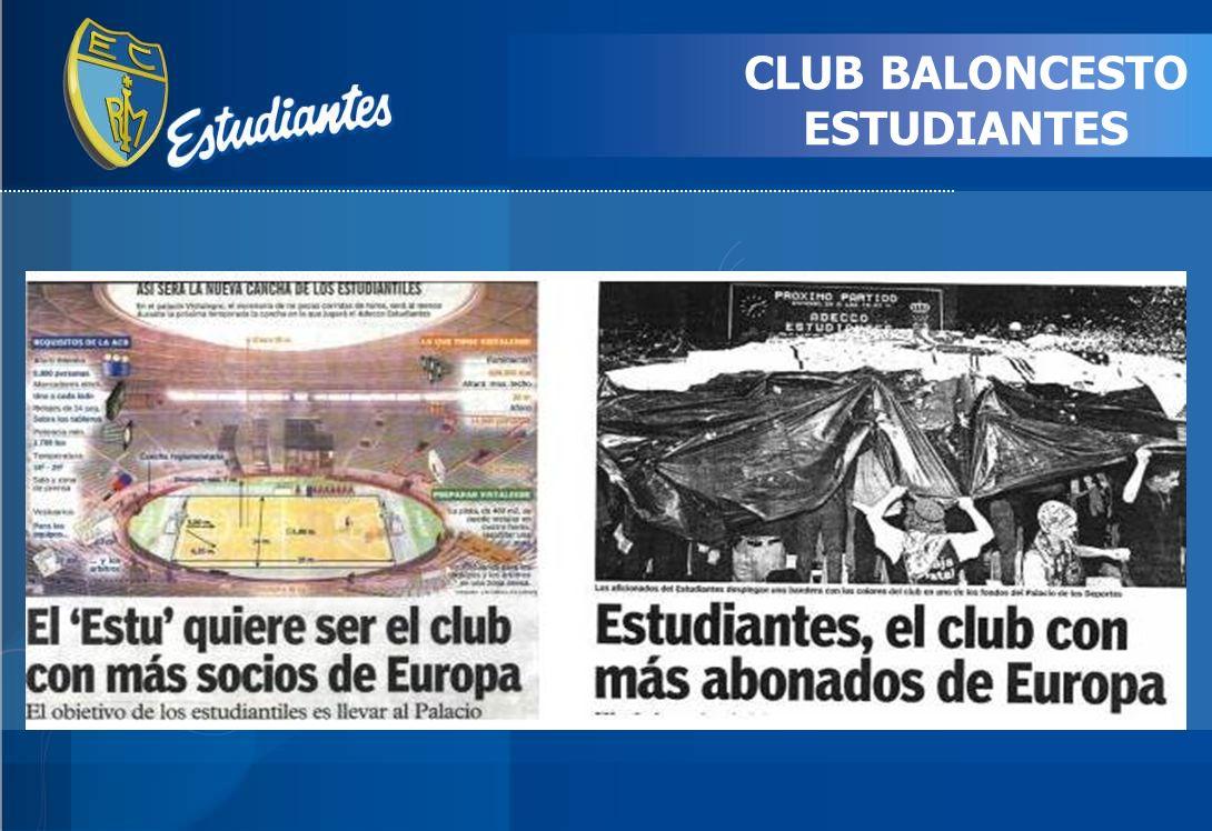 CLUB BALONCESTO ESTUDIANTES